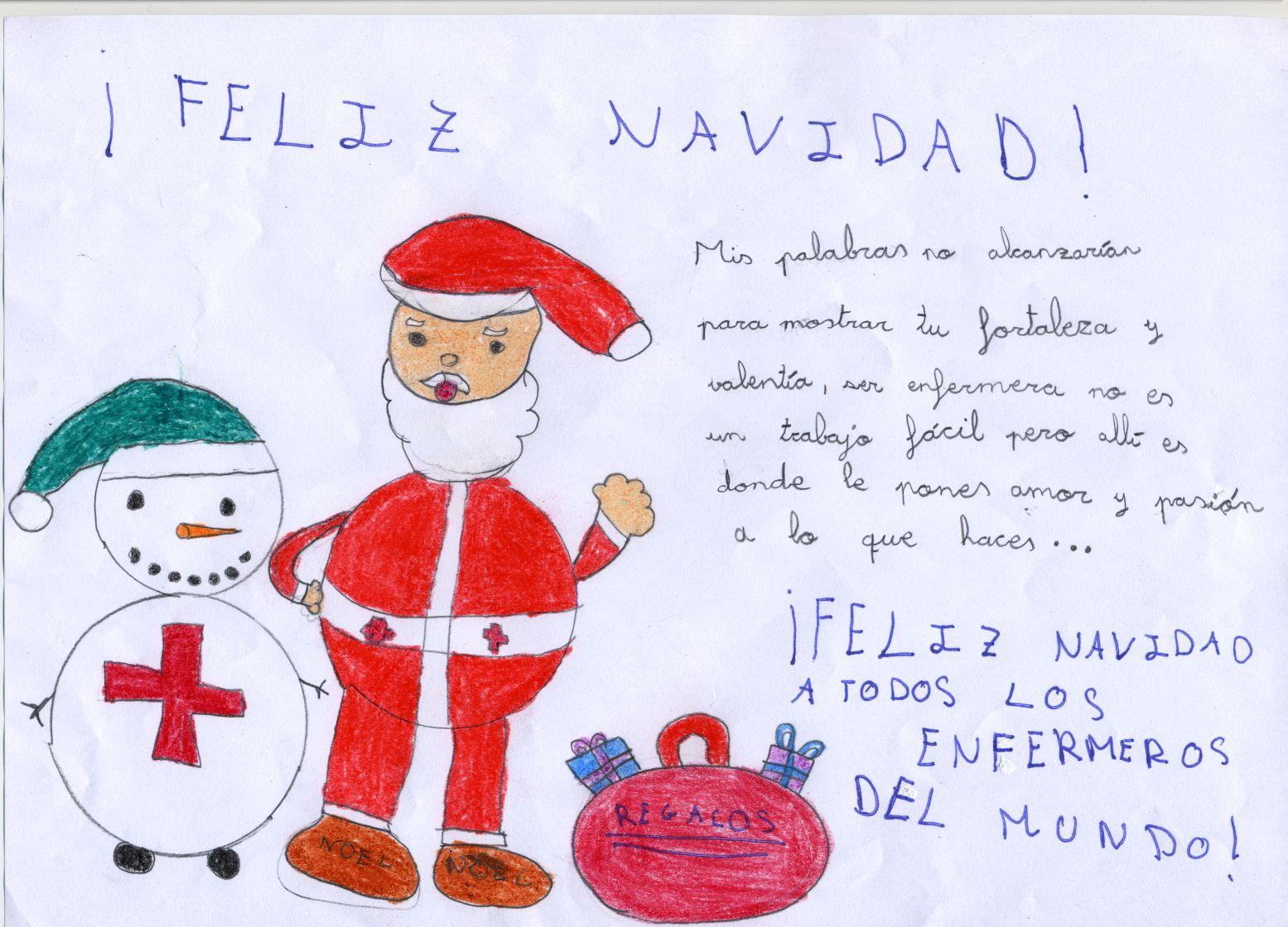 Nora Romero García-Martín (7 años)