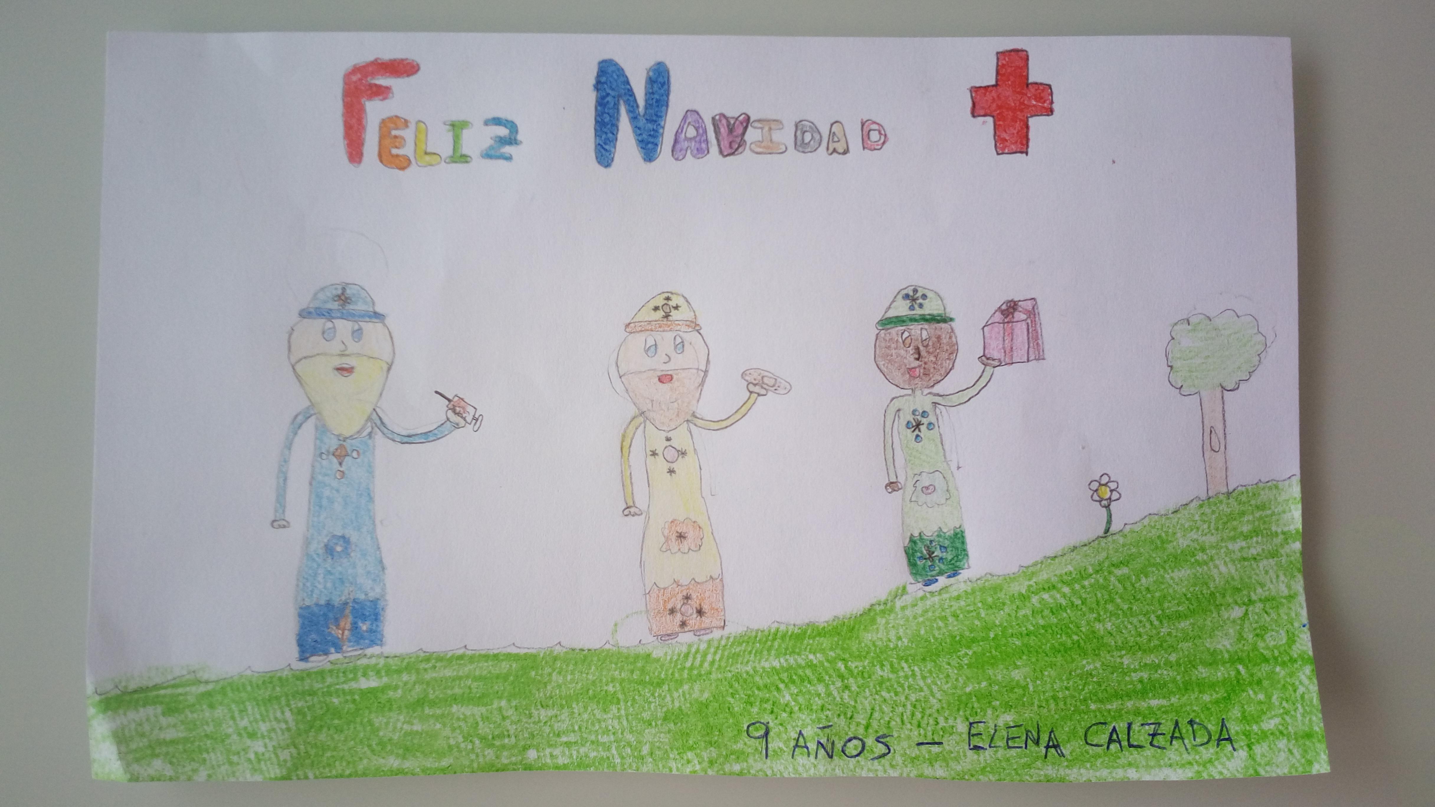Eva María Sánchez García (9 años)
