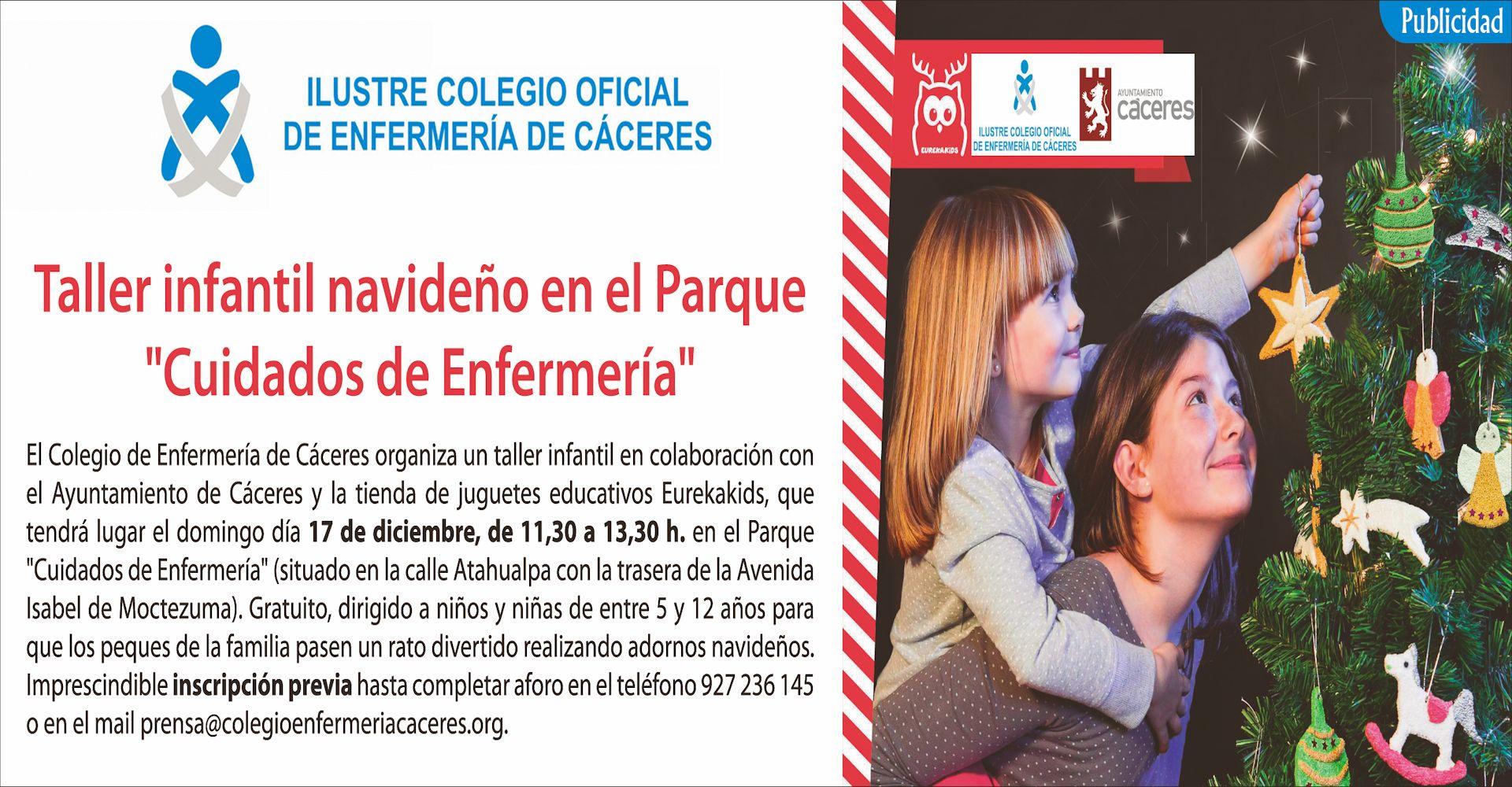 Cabecera © Colegio Enfermería de Cáceres
