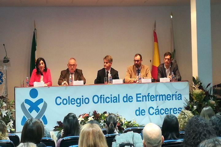 Jornadas Salud Mental en el Colegio de Enfermería de Cáceres