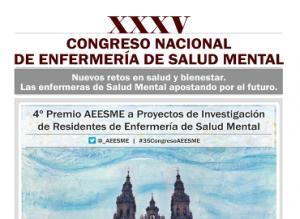XXXV Congreso de Enfermería de Salud Mental