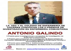 II Premios Antonio GalindoII Premios Antonio Galindo