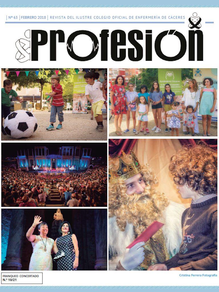 Revista Profesión n63