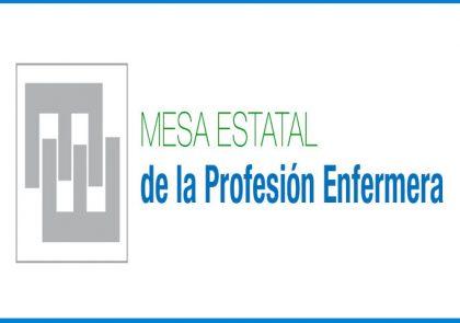 Logo Mesa Estatal de Enfermería