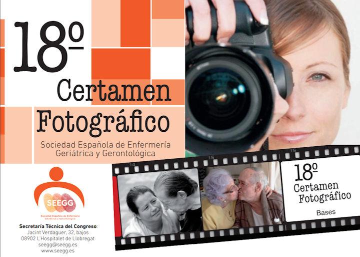 18 certamen fotográfico SEEGG