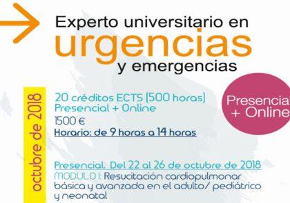 Expertos Universitario - Urgencias y Emergencias