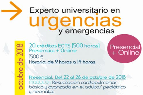 Expertos Universitario - Urgencias y Emergencias