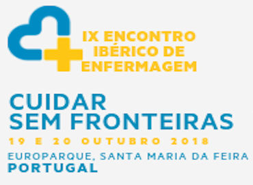 Logo Evento IX Encuentro Ibérico de Enfermería