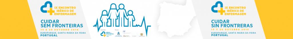Logo alargado (IX Encuentro Ibérico de Enfermería)