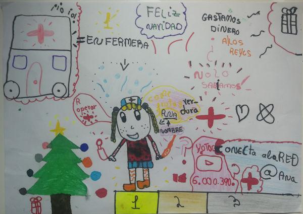 Aitana Mozo Gutiérrez (8 años)