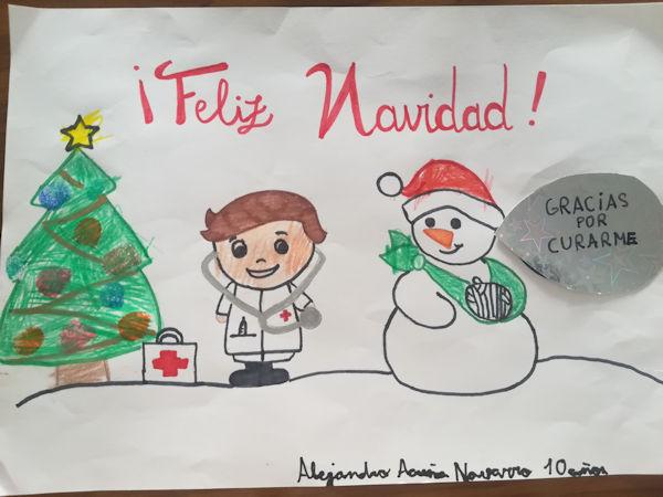 Alejandro Acuña Navarro (10 años)