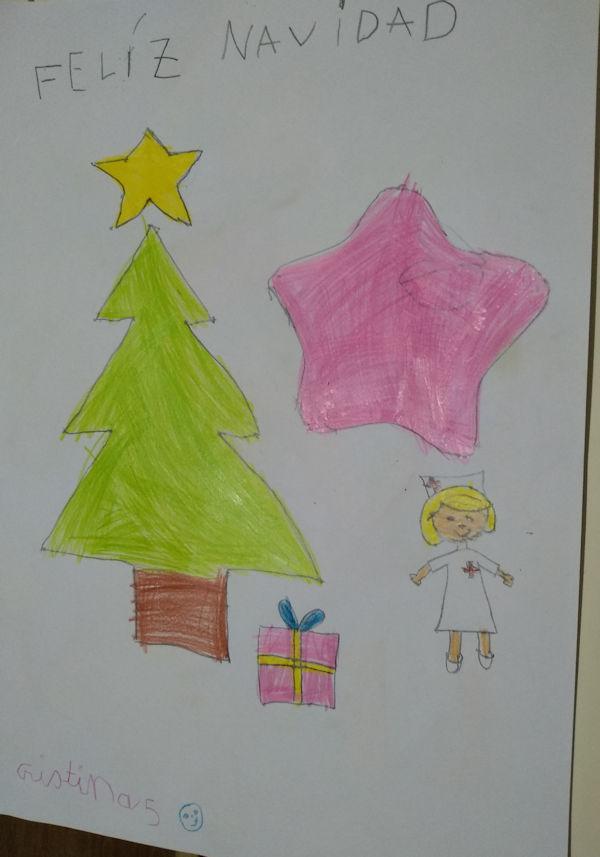 Cristina de la Calle Gil (5 años)