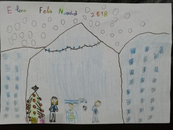 Elena Catalán Melara (6 años)