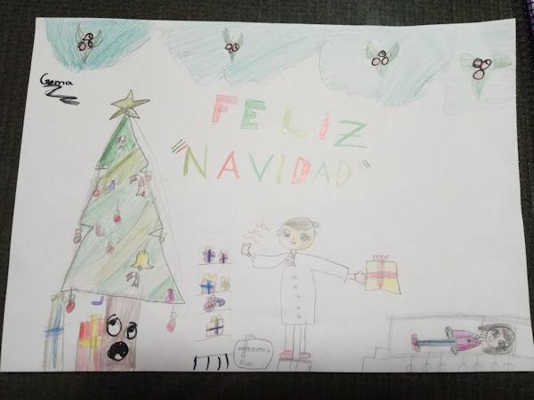 Gema Sánchez Tejeda (9 años)