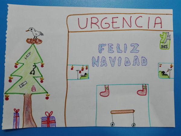 Irene Rey Garfia (8 años)