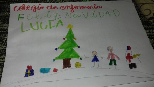 Lucía Hernández Gracia (6 años)