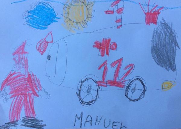 Manuel (5 años)