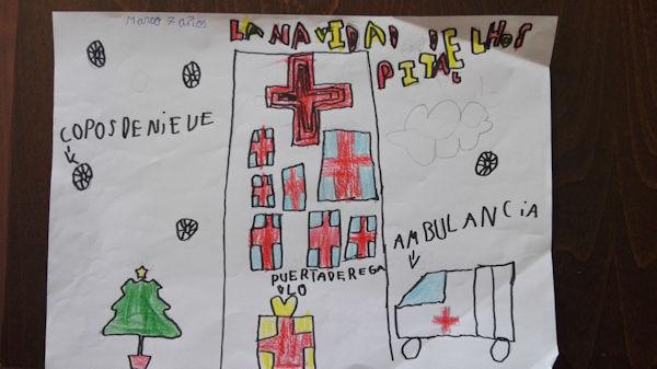 Marco Pavo Jorge (7 años)