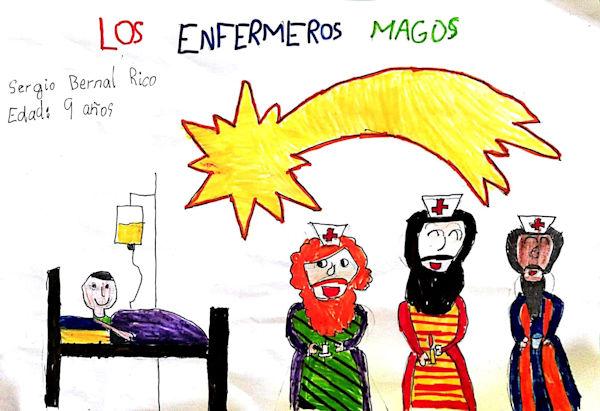 Sergio Bernal Rico (9 años)