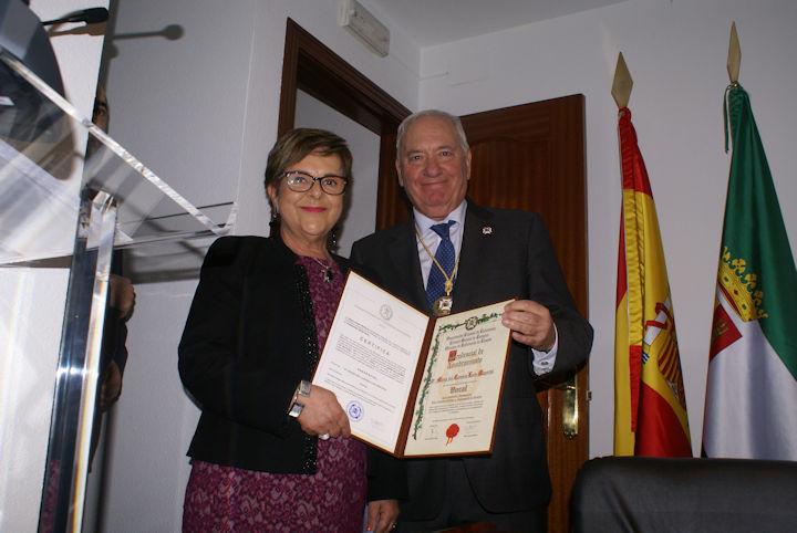 M. Carmen Luis Mayoral