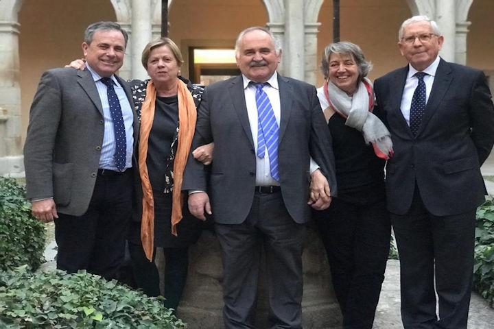 Homenaje al profesor Megías - Universidad de Alcalá