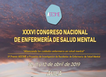 XXXVI Congreso Nacional de Enfermería de Salud Mental