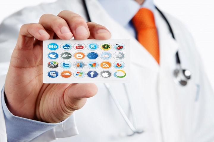 Uso y manejo de las redes sociales en el ámbito sanitario