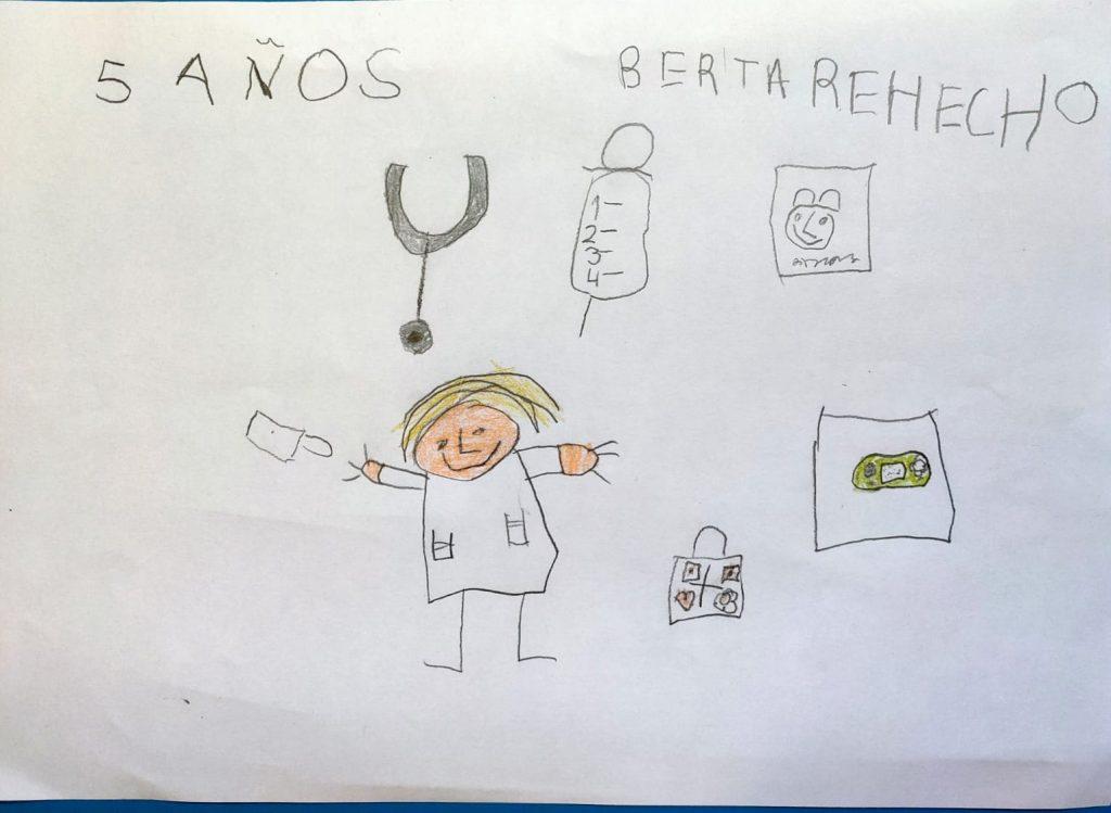 4-6 años - Berta Rehecho Gaspar