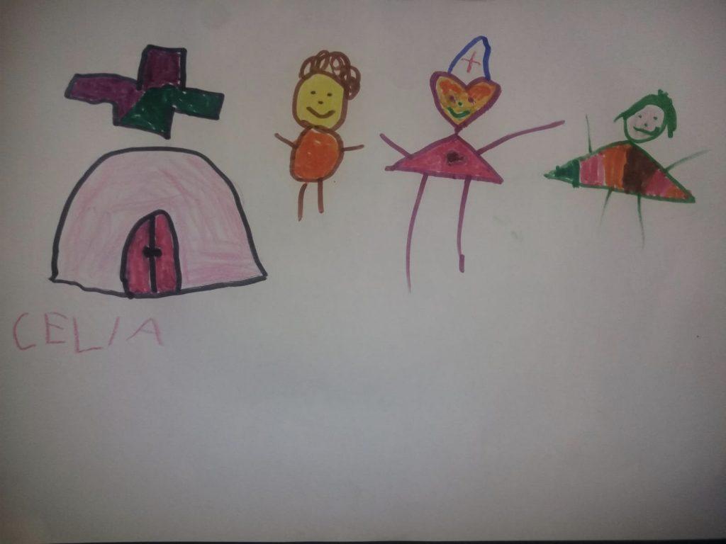 4-6 años - Celia Méndez Ferrera