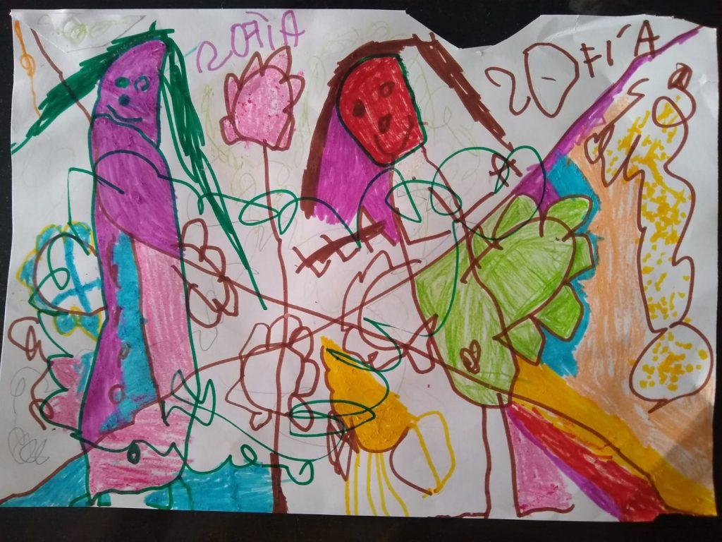 4-6 años - Sofía Lavado
