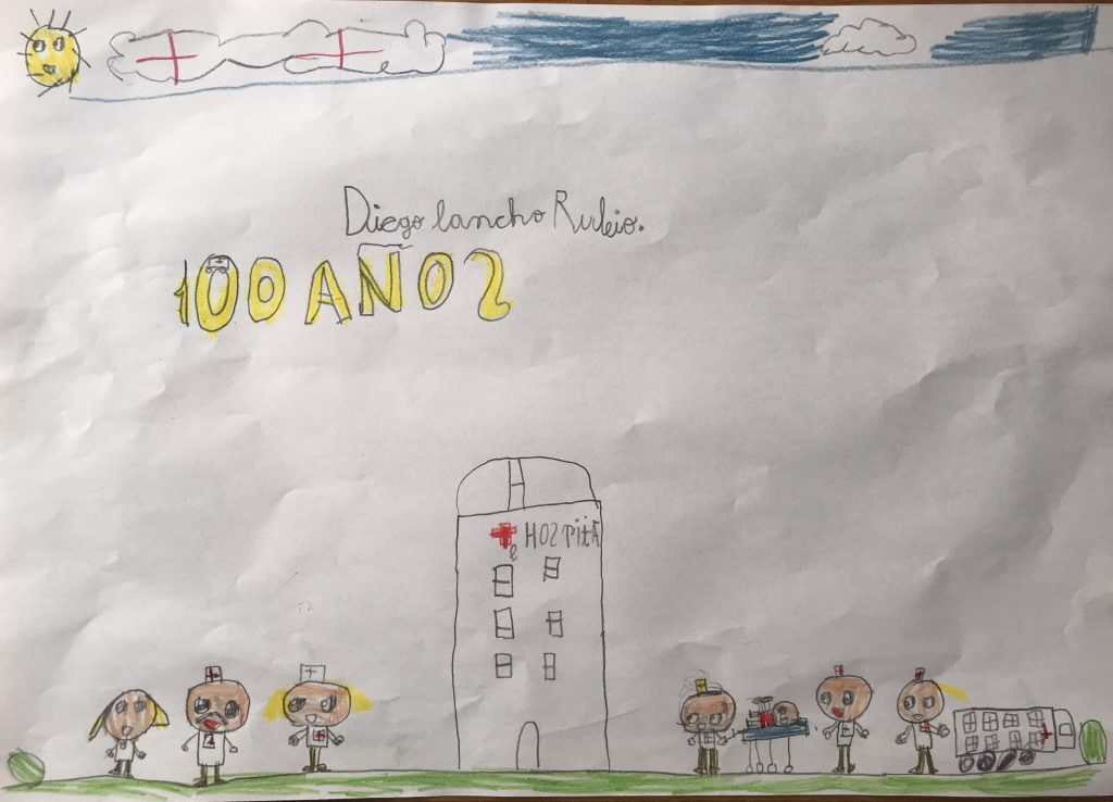 7-9 años - Diego Lancho