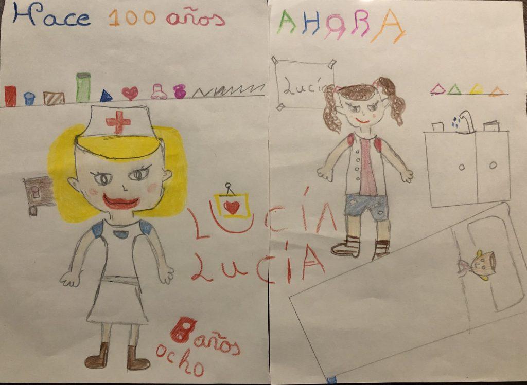 7-9 años - Lucía Agudo González