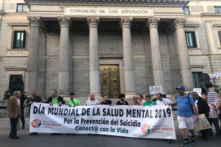 Manifestación Salud mental: Prevención del suicidio