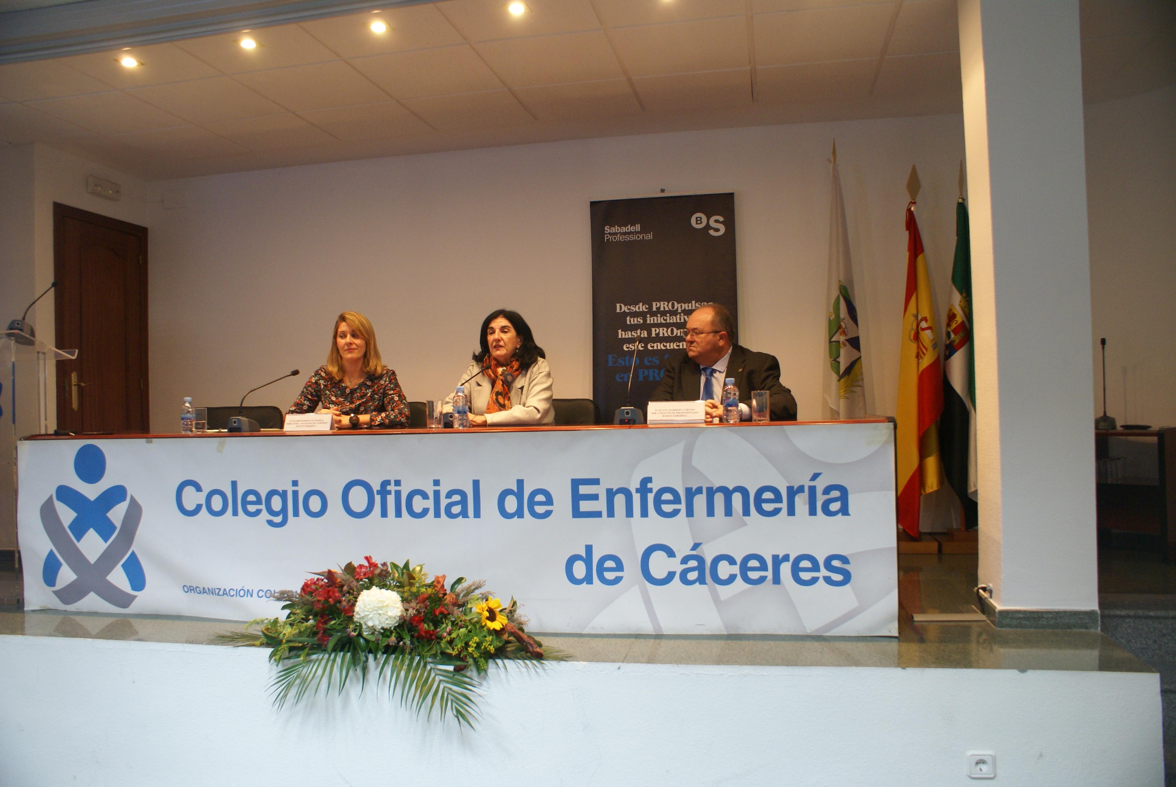 Conferencia Banco Sabadell con la Jubilación Activa