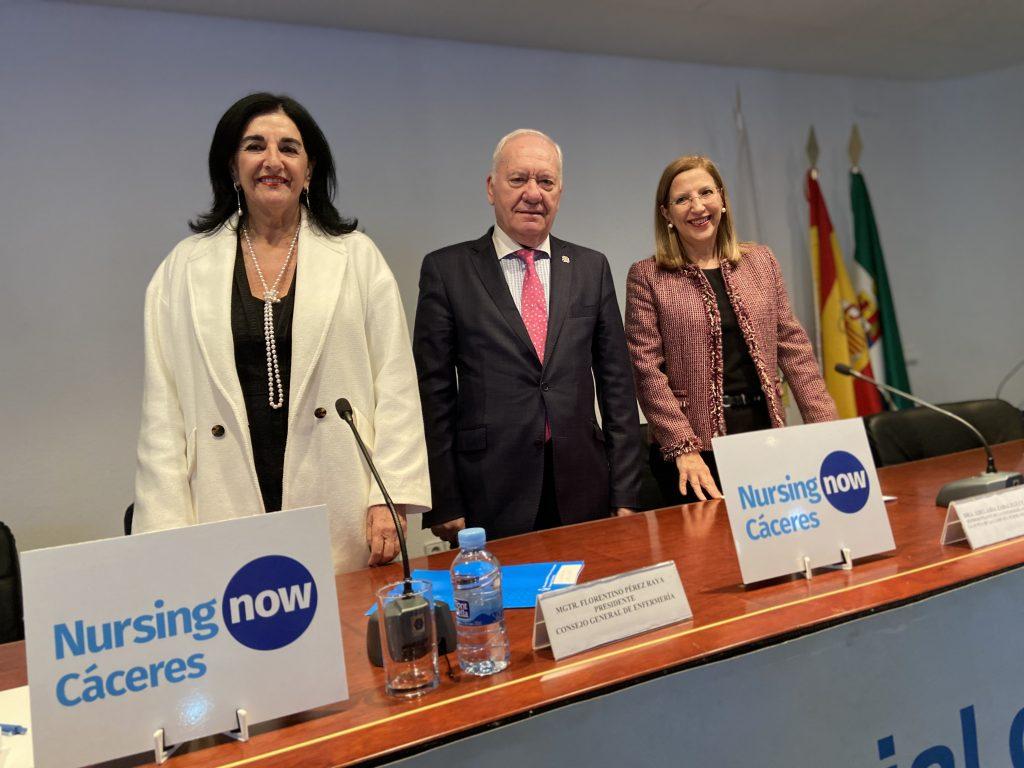 Nursing Now - Cáceres