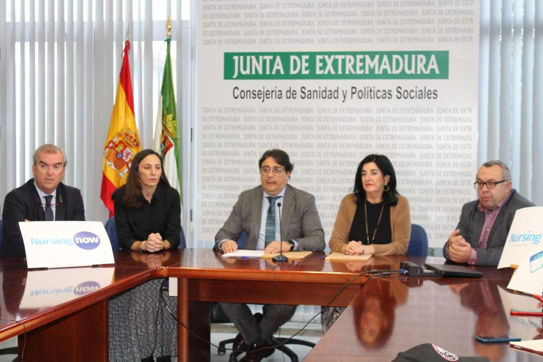 Nursing Now Extremadura