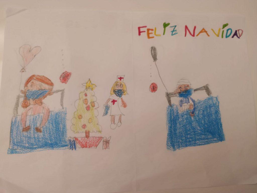Marina Mateos Valdés - 5 años