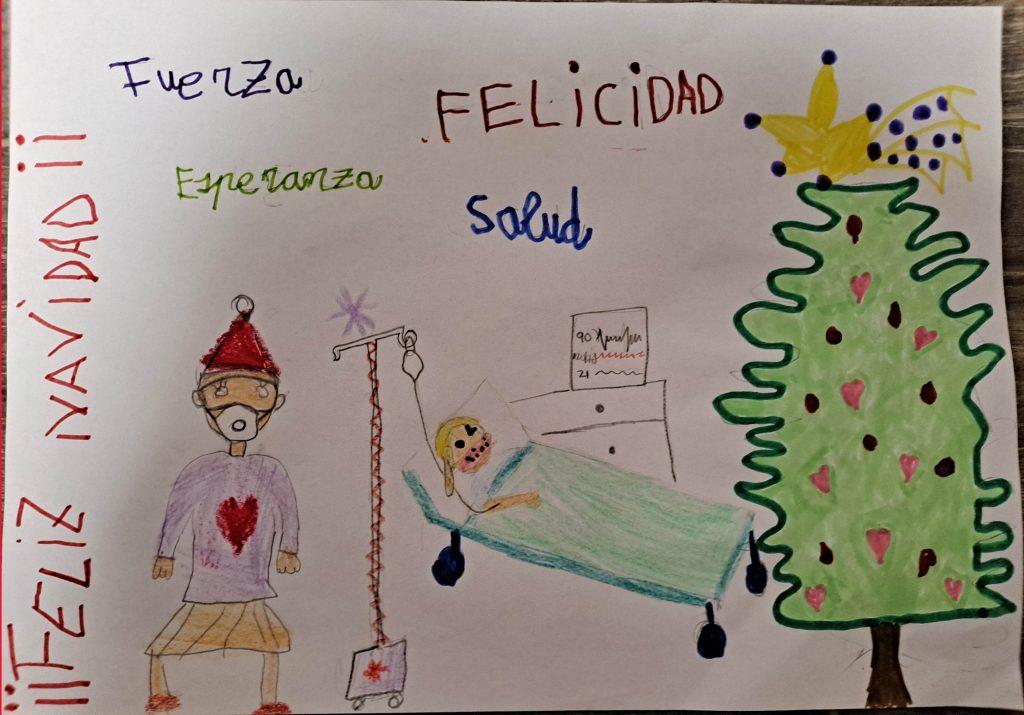 Paula Casero Fernández - 5 años