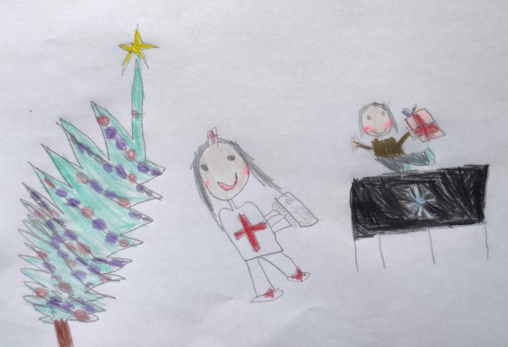 Ariadna Ayuso Solís - 6 años