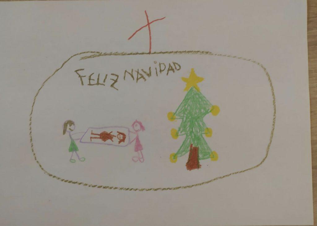 Celia Méndez Ferrera - 6 años