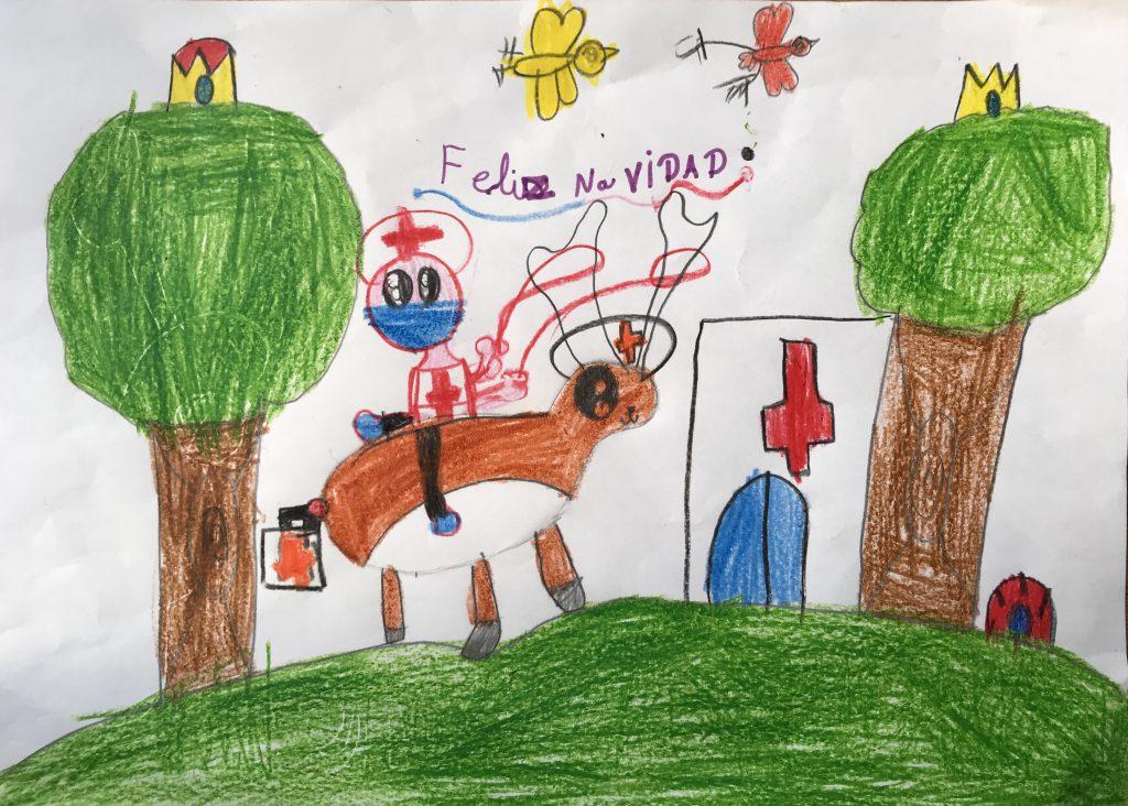 Olga Lancho Rubio - 6 años