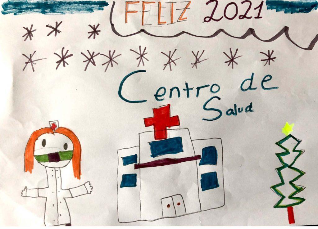 Carla Márquez Nacario - 8 años