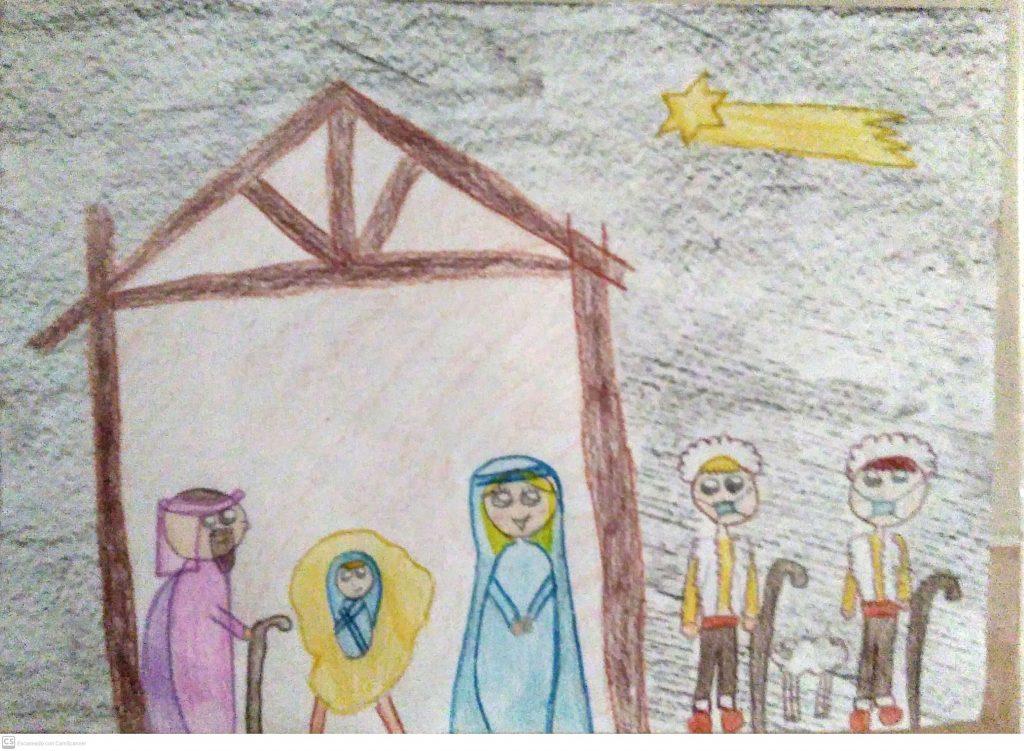 Carlota Amarilla - 8 años