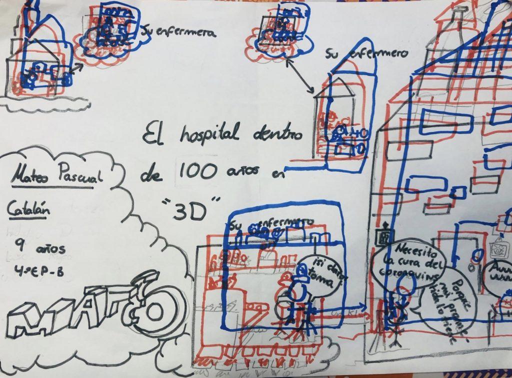 Mateo Pascual Catalán - 9 años