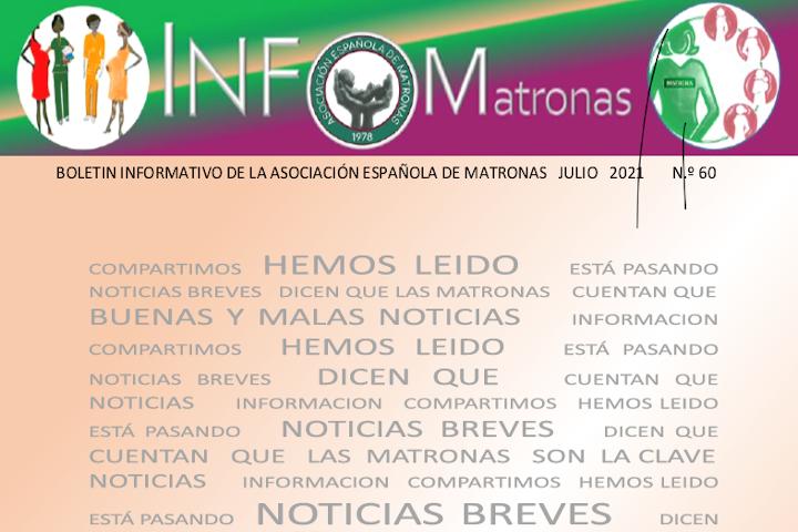 InfoMatronas julio 21