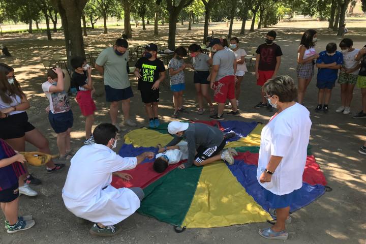 Actividades Campamento de verano en Coria-III