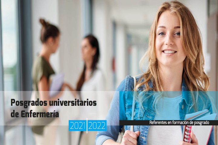 Posgrados Enfermería 2021-22